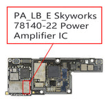 OEM PA_LB_E Skyworks 78140-22 Power Amplifier IC for iPhone X