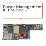 OEM Power Management IC PMD9655 for iPhone X