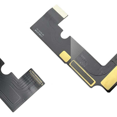 iPhone XR Charging Port Flex Cable Blue | myFixParts.com