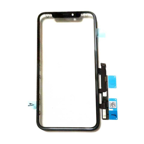 OEM Front Glass with Bezel Replacement for iPhone XR