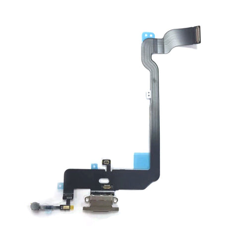OEM Dock Charging Flex Cable with Tools for iPhone XS -Gold