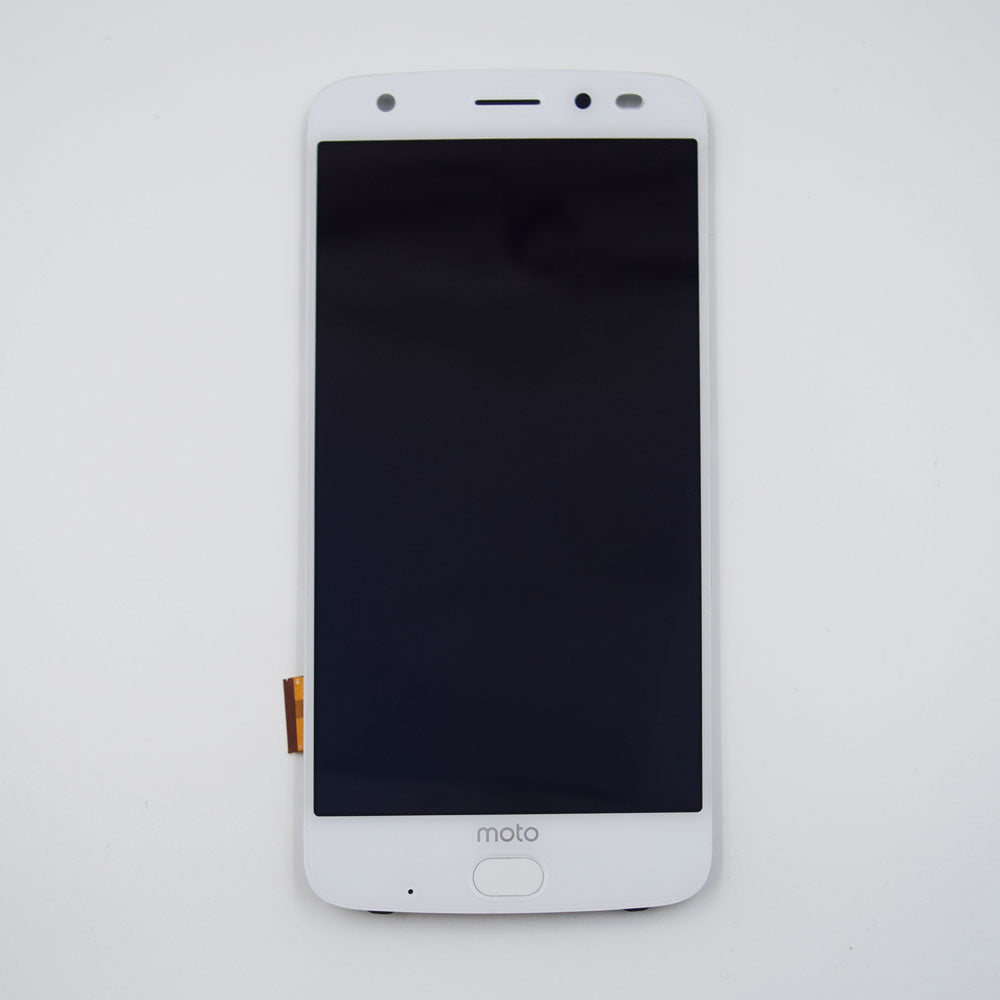 Motorola Moto Z2 Force Screen Assembly White | myFixParts.com
