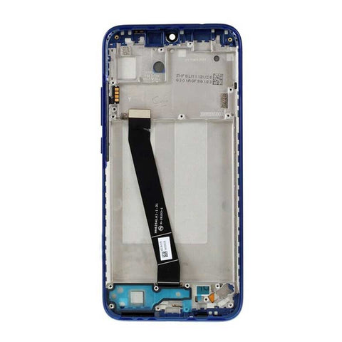 Redmi 7 LCD Assembly with Frame Blue | myFixParts.com