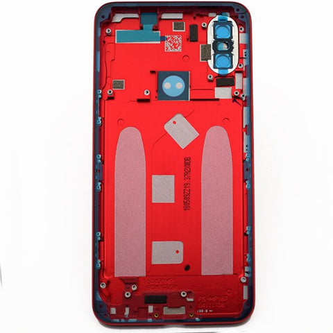 Xiaomi Mi A2 Back Housing Cover Red | myFixParts.com