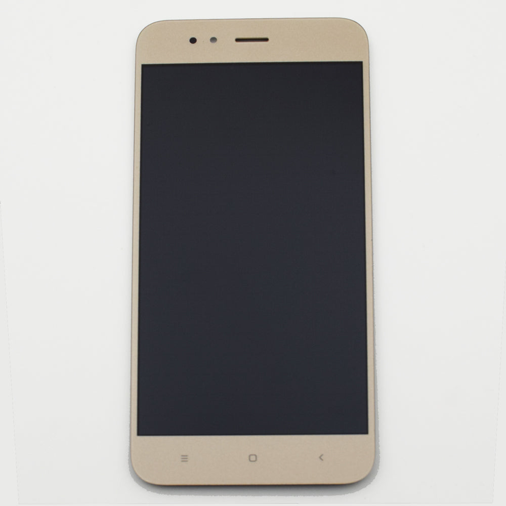 Xiaomi Mi 5X LCD Screen Assembly Gold | myFixParts.com