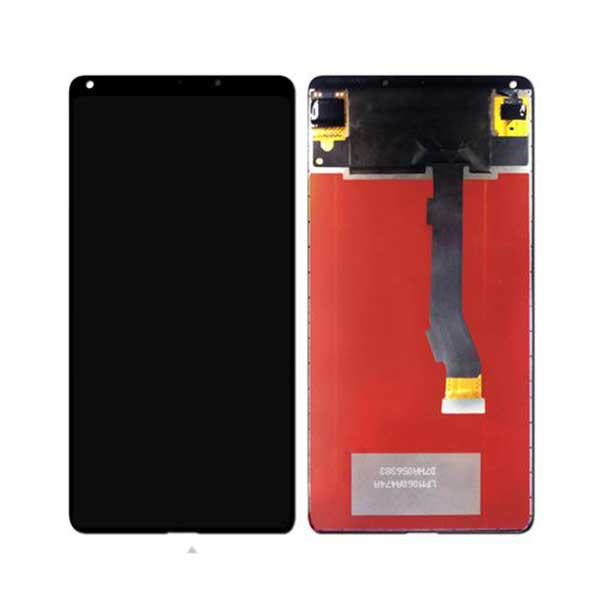 OEM LCD Screen and Digitizer Assembly for Xiaomi Mi Mix 2S -Black