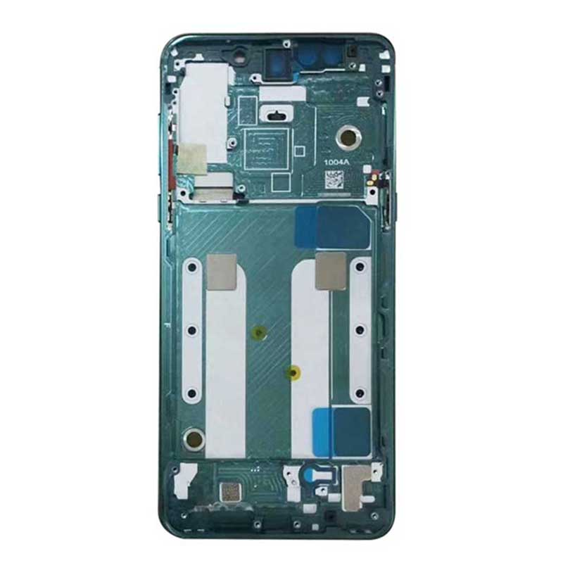 Xiaomi Mi Mix 3 Middle Housing Cover Green | myFixParts.com
