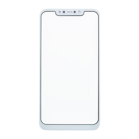 Xiaomi Pocophone F1 Front Glass White | myFixParts.com