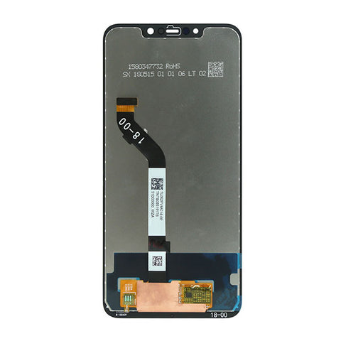 LCD Screen Digitizer Assembly with Tools for Xiaomi Pocophone F1 -Black