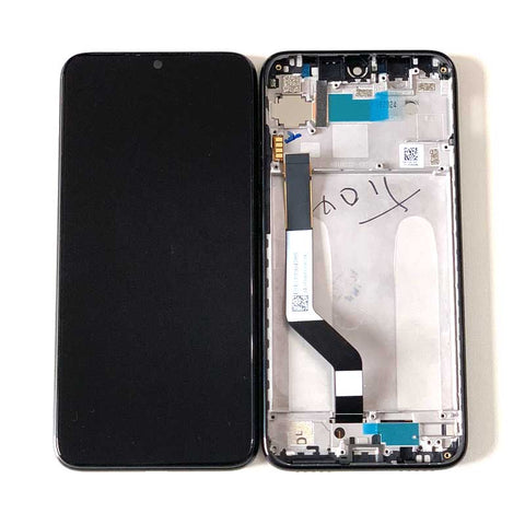OEM LCD Screen Assembly with Frame for Xiaomi Redmi Note 7 Note7 Pro -Black
