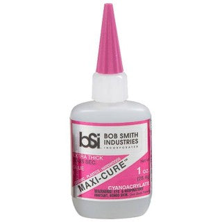 Bob Smith Industries Maxi Cure Extra Thick CA Glue