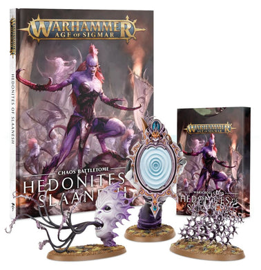 Hedonites of Slaanesh Essentials
