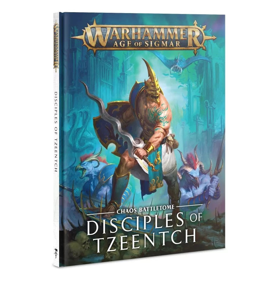 Battletome Disciples of Tzeentch