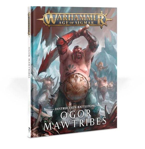 Battletome Ogor Mawtribes