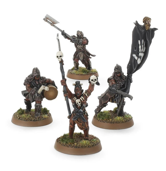 Uruk-hai™ Scout Command Pack