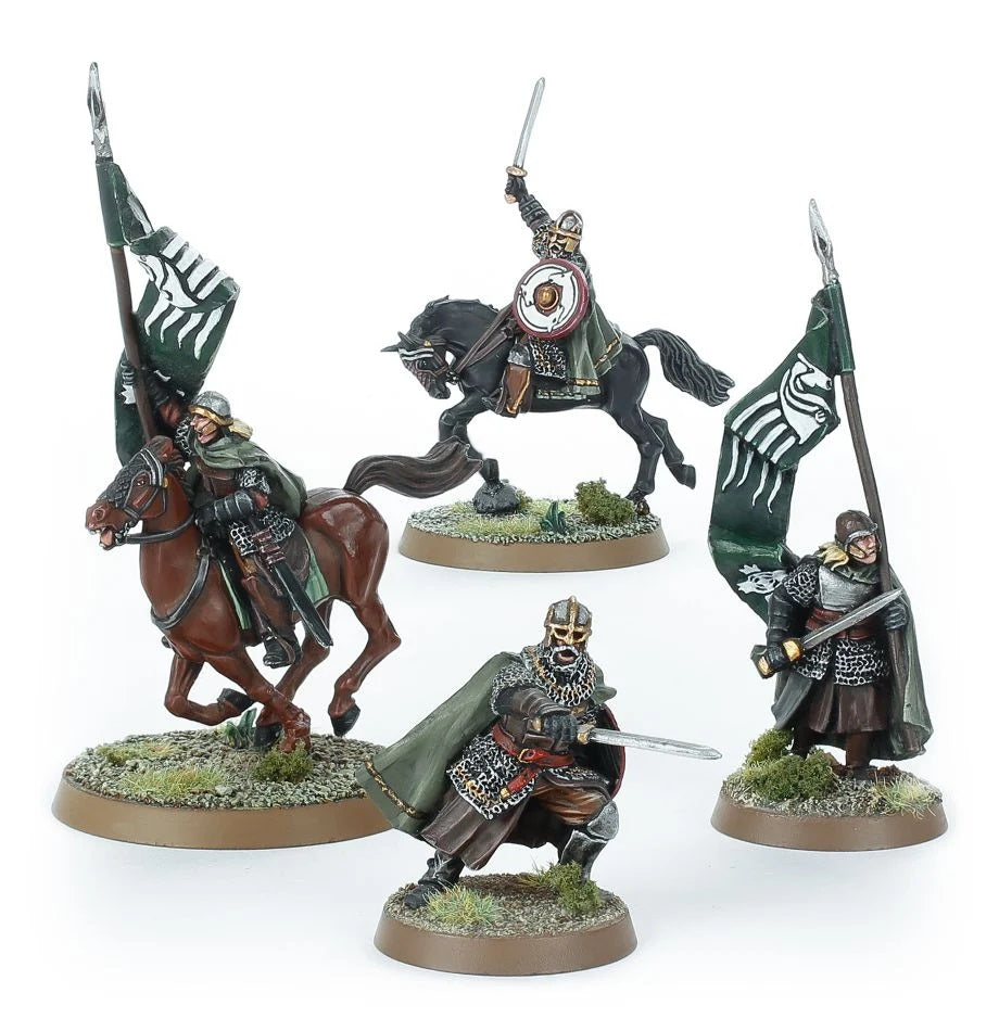 Mounted Rohan™ Command
