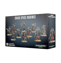 Load image into Gallery viewer, Chaos Space Marines