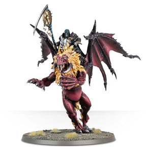 Chaos Lord / Sorcerer on Manticore
