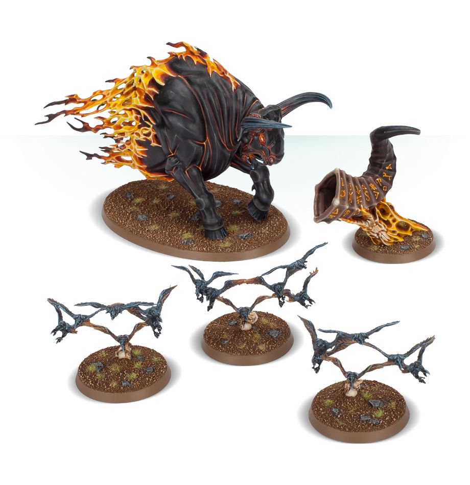 Endless Spells Beasts of Chaos