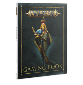 Warhammer Age of Sigmar Gaming Book