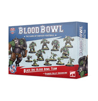 Black Orc Blood Bowl Team: The Thunder Valley Greenskins