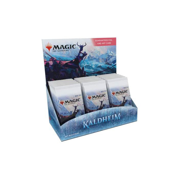 MTG - Kaldheim - Set Booster box