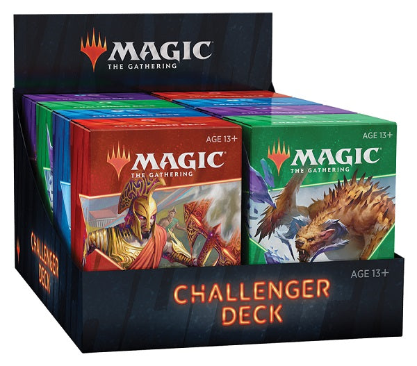 (Pre-Order) MTG - CHALLENGER DECKS 2021 - (April 2nd)