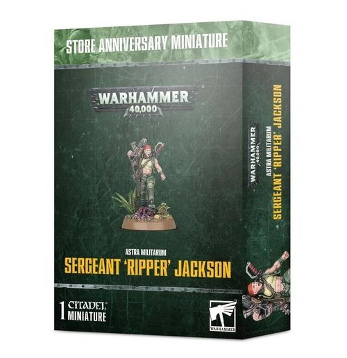 Sergeant Ripper Jackson - Limited Edition