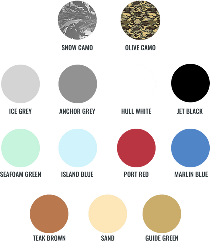 DEKit Color Options