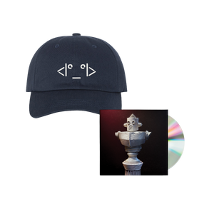 Caravan Palace Hat + CD Bundle