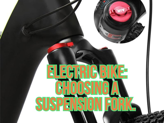 Electric Bike: Choosing A Suspension Fork