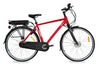 Superior Commuter Electric Bicycle Maestro PP (Red/Black) 510mm / Red / 36V 13.6Ah + $100 eBikesPro Australia
