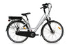 Best Step Through Commuter Electric Bicycle Legato PP (Red/Black/White) 26 inch / White / 36V 13.6Ah + $100 eBikesPro Australia