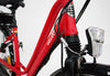 Best Step Through Commuter Electric Bicycle Legato PP (Red/Black/White)  eBikesPro Australia