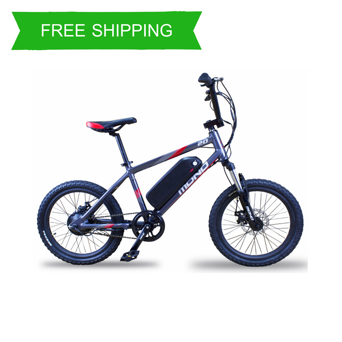 Affordable Mountain Electric Bike BMX20C088 SM (20 Inch)