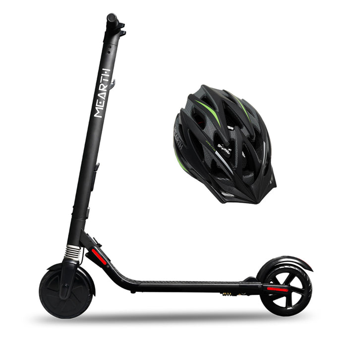 Mearth X Pro Electric Scooter and Airlite Helmet Bundle MH