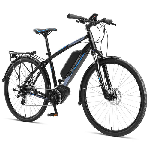 Hybrid Cross 8 Speed Electric Bicycle EMojo2 PG (16/18/20 Inch)