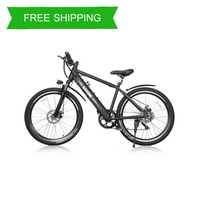 Ranger 26 Inch Off Road Mountain Electric Bike MA (Black)