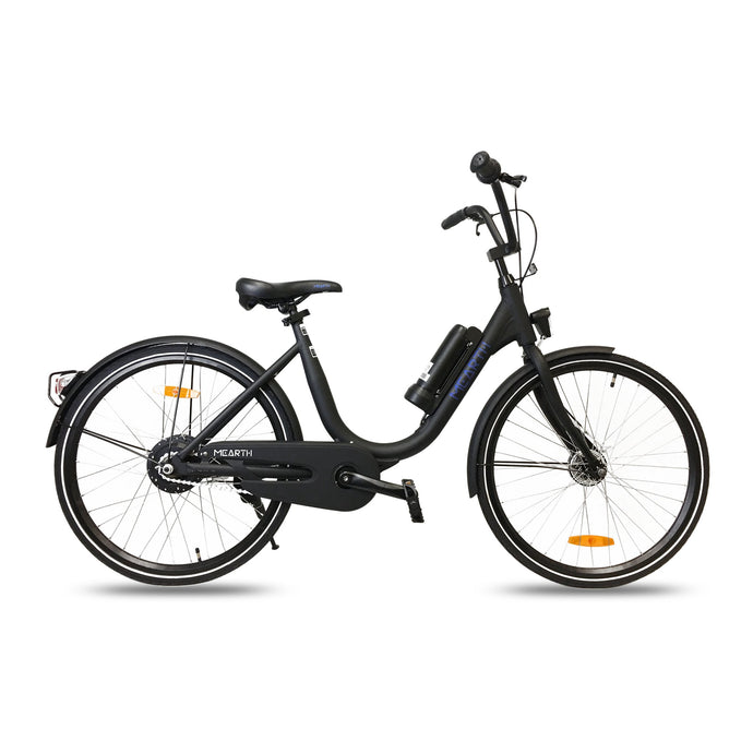 Lightest 24 Inch Electric Bike MH (Black)