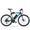 Affordable 700c Shimano 21 Speed Commuter Electric Bike RS600 OS (Grey/Yellow/Blue/Red) Blue Black eBikesPro Australia