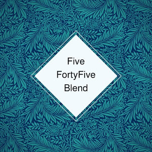 THe Five FortyFive Blend