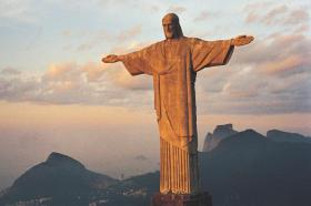 Christ Redeemer, Brazil- 1000 PC