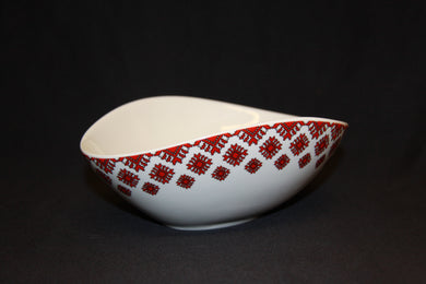 Small Wave Bowl 8