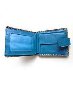 Polska Flower Medium Wallet