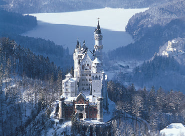 The Castle of Neuschwanstein- 4000 PC