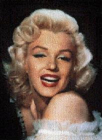 Marilyn Monroe Photo Mosaics - 500 pc