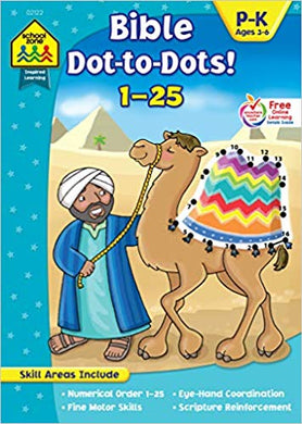 Bible Dot-to-Dots  1-25