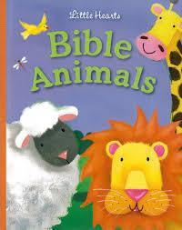 Little Hearts- Bible Animals