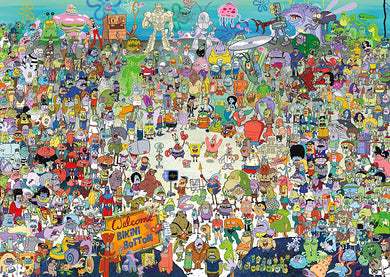 Spongebob - 3000pc