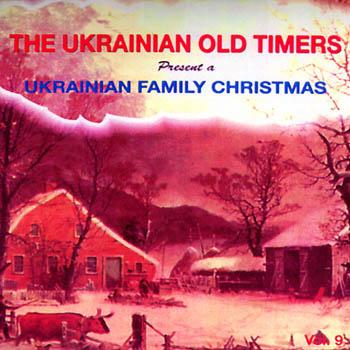 A UKRAINIAN FAMILY CHRISTMAS